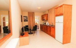 Sala de estar  Coral Los Silos - Your Natural Accommodation Choice