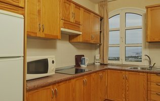 Cocina  Coral Los Silos - Your Natural Accommodation Choice
