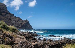 Playa  Coral Los Silos