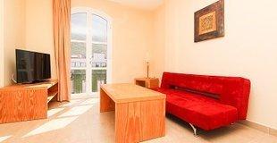 APARTAMENTO 2 DORMITORIOS VISTA MAR (2-4 PERSONAS)  Coral Los Silos - Your Natural Accommodation Choice